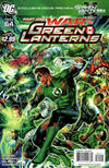 Cover for Green Lantern (DC, 2005 series) #64 [Standard Cover]