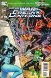 Cover Thumbnail for Green Lantern (2005 series) #64 [Tyler Kirkham Variant Cover]