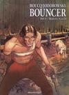 Cover for Bouncer (Albumförlaget Jonas Anderson, 2008 series) #4 - Bödelns hämnd