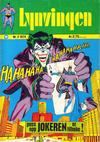 Cover for Lynvingen (Illustrerte Klassikere / Williams Forlag, 1969 series) #2/1974