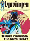 Cover for Lynvingen (Illustrerte Klassikere / Williams Forlag, 1969 series) #11/1974