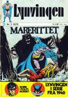 Cover for Lynvingen (Illustrerte Klassikere / Williams Forlag, 1969 series) #1/1975