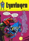 Cover for Lynvingen (Illustrerte Klassikere / Williams Forlag, 1969 series) #4/1971