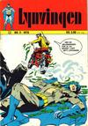 Cover for Lynvingen (Illustrerte Klassikere / Williams Forlag, 1969 series) #11/1970