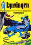 Cover for Lynvingen (Illustrerte Klassikere / Williams Forlag, 1969 series) #10/1970