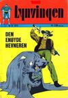 Cover for Lynvingen (Illustrerte Klassikere / Williams Forlag, 1969 series) #9/1970