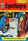 Cover for Lynvingen (Illustrerte Klassikere / Williams Forlag, 1969 series) #6/1970