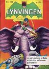 Cover for Lynvingen (Serieforlaget / Se-Bladene / Stabenfeldt, 1966 series) #3/1966