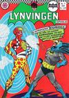 Cover for Lynvingen (Serieforlaget / Se-Bladene / Stabenfeldt, 1966 series) #7/1967
