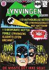 Cover for Lynvingen (Serieforlaget / Se-Bladene / Stabenfeldt, 1966 series) #1/1967