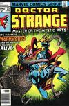 Cover for Doctor Strange (Marvel, 1974 series) #23 [35¢]