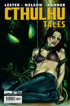 Cover for Cthulhu Tales (Boom! Studios, 2008 series) #10