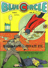 Cover for Blue Circle Comics (Rural Home, 1944 series) #6