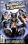 Cover Thumbnail for Wonder Woman (2006 series) #608 [Alex Garner Variant]
