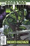 Cover Thumbnail for World War Hulk Prologue: World Breaker (2007 series) #1 [Second Printing]