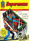 Cover for Supermann (Illustrerte Klassikere / Williams Forlag, 1969 series) #10/1973