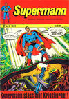 Cover for Supermann (Illustrerte Klassikere / Williams Forlag, 1969 series) #3/1973