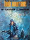 Cover for Bob Morane (Le Lombard, 1975 series) #6 - Het rijk van de Gele Schaduw [Herdruk 1993]