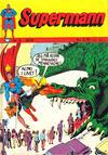 Cover for Supermann (Illustrerte Klassikere / Williams Forlag, 1969 series) #6/1974