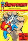 Cover for Supermann (Illustrerte Klassikere / Williams Forlag, 1969 series) #8/1974