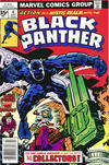 Cover for Black Panther (Marvel, 1977 series) #4 [35 cent cover price variant]