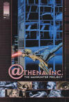 Cover for Athena Inc. The Manhunter Project (Image, 2002 series) #2 [Cover B]