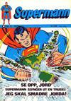 Cover for Supermann (Illustrerte Klassikere / Williams Forlag, 1969 series) #2/1975