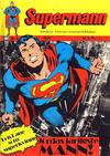 Cover for Supermann (Illustrerte Klassikere / Williams Forlag, 1969 series) #4/1974