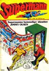 Cover for Supermann (Illustrerte Klassikere / Williams Forlag, 1969 series) #1/1976