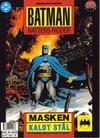 Cover for Batman - Nattens Ridder (Semic, 1992 series) #[4] - Masken; Kaldt stål
