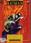 Cover for Batman - Nattens Ridder (Semic, 1992 series) #[5] - Sjamanen