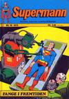 Cover for Supermann (Illustrerte Klassikere / Williams Forlag, 1969 series) #19/1970