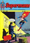 Cover for Supermann (Illustrerte Klassikere / Williams Forlag, 1969 series) #4/1971