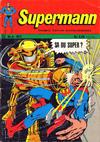 Cover for Supermann (Illustrerte Klassikere / Williams Forlag, 1969 series) #5/1971