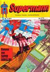Cover for Supermann (Illustrerte Klassikere / Williams Forlag, 1969 series) #2/1974