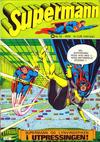 Cover for Supermann (Illustrerte Klassikere / Williams Forlag, 1969 series) #10/1976