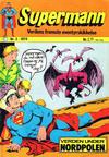 Cover for Supermann (Illustrerte Klassikere / Williams Forlag, 1969 series) #3/1974