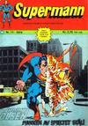 Cover for Supermann (Illustrerte Klassikere / Williams Forlag, 1969 series) #11/1974