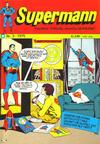 Cover for Supermann (Illustrerte Klassikere / Williams Forlag, 1969 series) #3/1975