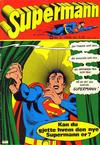 Cover for Supermann (Illustrerte Klassikere / Williams Forlag, 1969 series) #3/1976