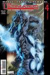 Cover for The Ultimates: La Serie Original (Editorial Televisa, 2011 series) #4
