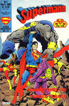 Cover for Supermann (Semic, 1985 series) #2/1988