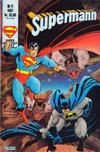 Cover for Supermann (Semic, 1985 series) #11/1987