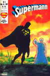 Cover for Supermann (Semic, 1985 series) #3/1987