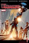 Cover for The Ultimates: La Serie Original (Editorial Televisa, 2011 series) #1