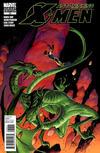 Cover for Astonishing X-Men (Marvel, 2004 series) #36 [Mike Kaluta]
