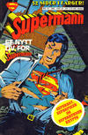 Cover for Supermann (Semic, 1985 series) #10/1985