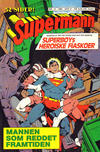 Cover for Supermann (Semic, 1985 series) #12/1985