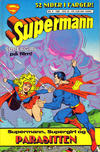 Cover for Supermann (Semic, 1985 series) #8/1985
