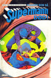 Cover for Supermann (Semic, 1985 series) #6/1986